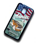 KOOLART AMERICAN MUSCLE Car Retro Dodge Challenger 440 Samsung Galaxy S5 Case
